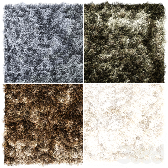 Carpets 04 | Paris Shag Rugs