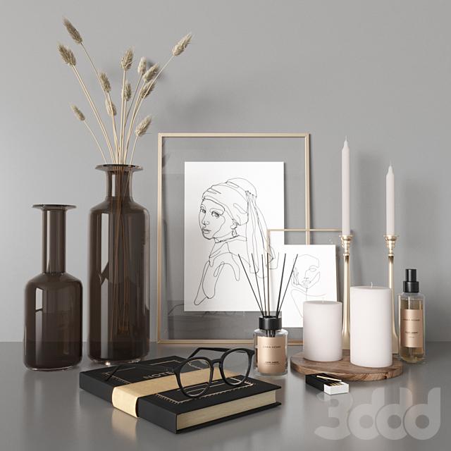 Decorative set Zara Home