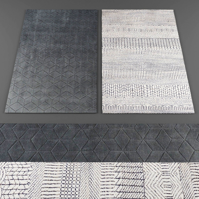 La Redoute rugs collection 06