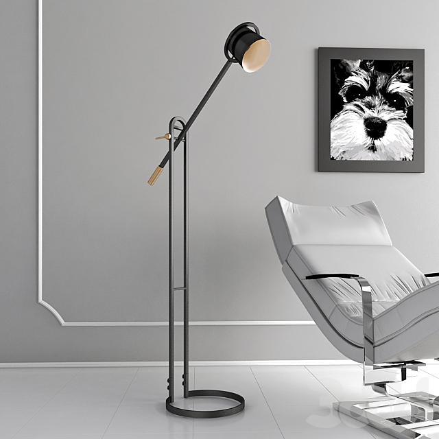 CHISUM, модель напольного светильника от компании Uttermost, USA.