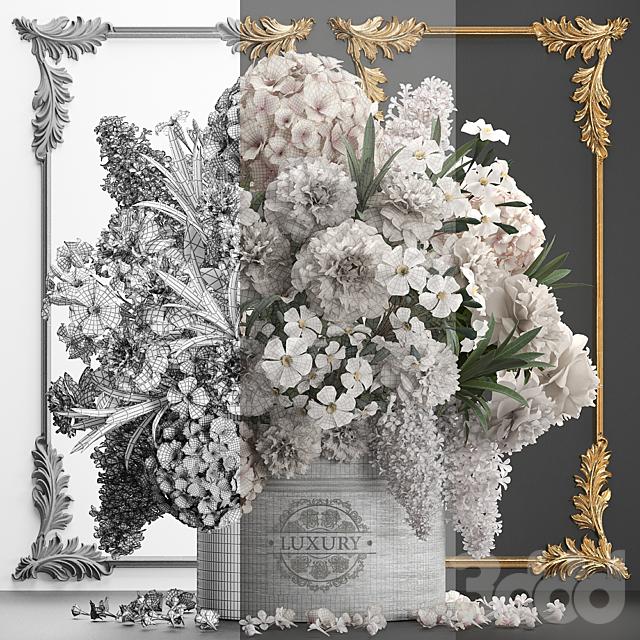 Букет цветов 91.