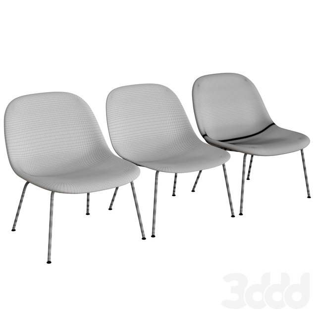Fiber Lounge Chair