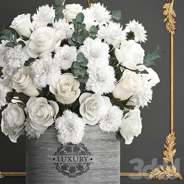 Букет цветов 92.
