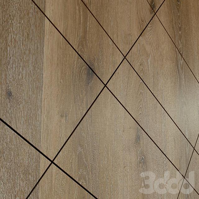 Стеновая панель из дерева. Декоративная стена. 90