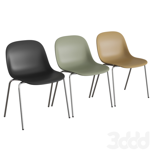 Fiber Side Chair A-Base