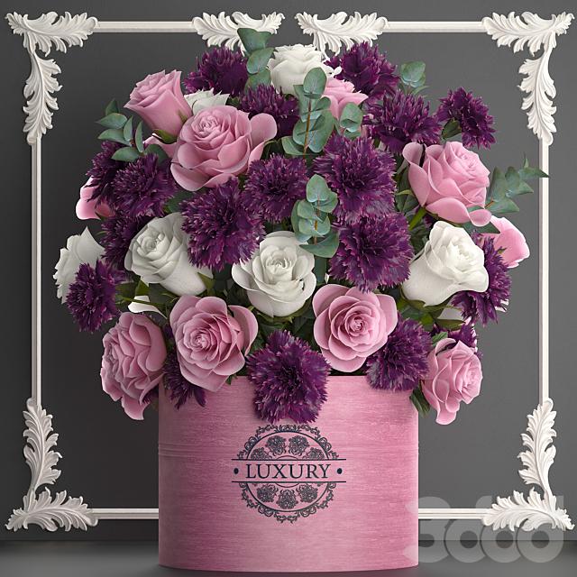 Букет цветов 93.
