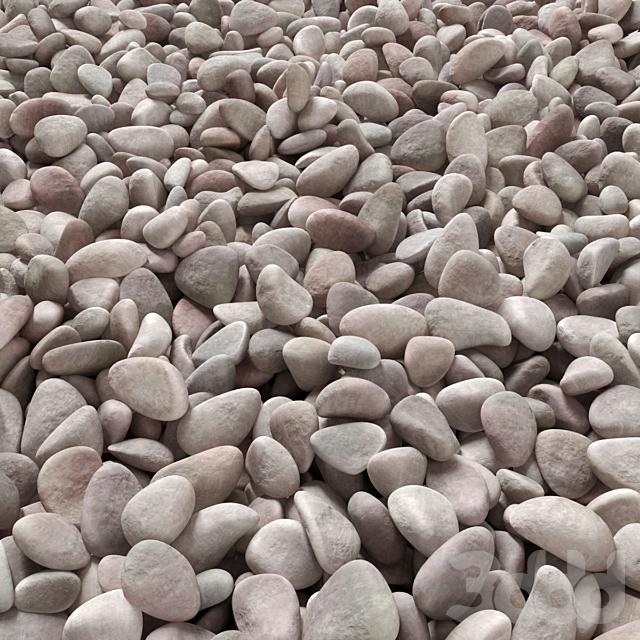 Дорога из гальки / Road pebble n2