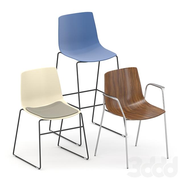 Keilhauer офисный стул Trua