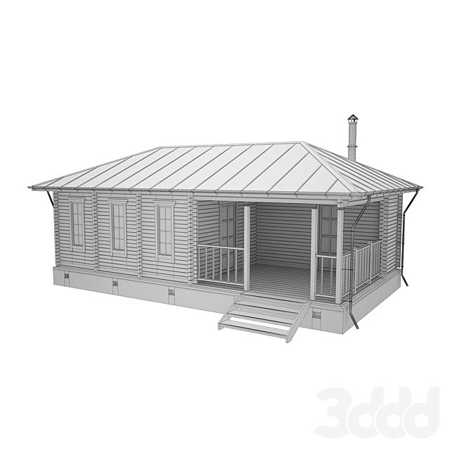 Дом для гриля