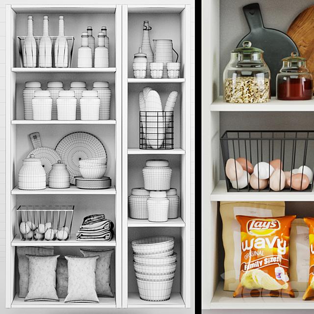 Kitchen Decorative set 051