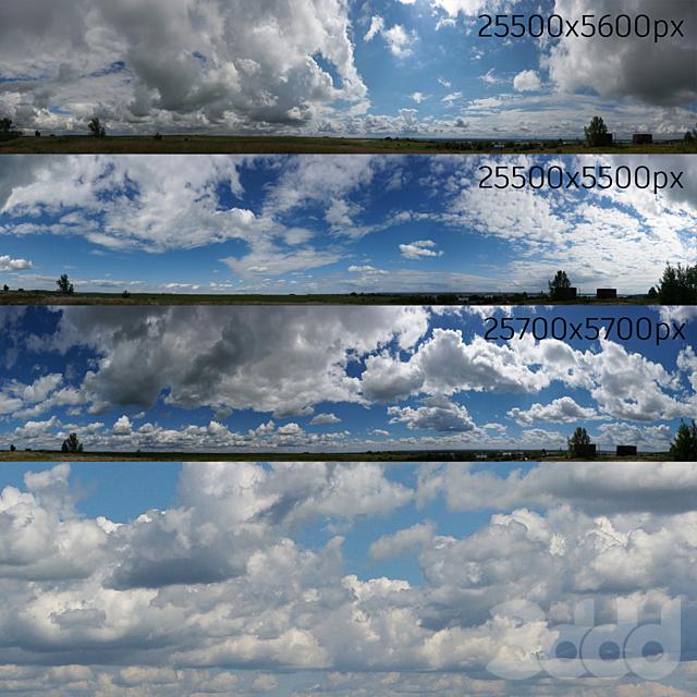 Панорама неба, сборник №10