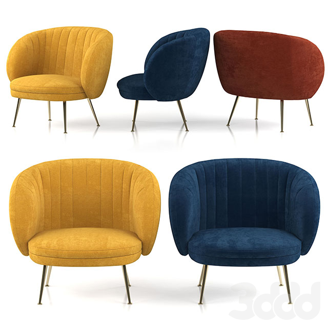 Кресло Tux
