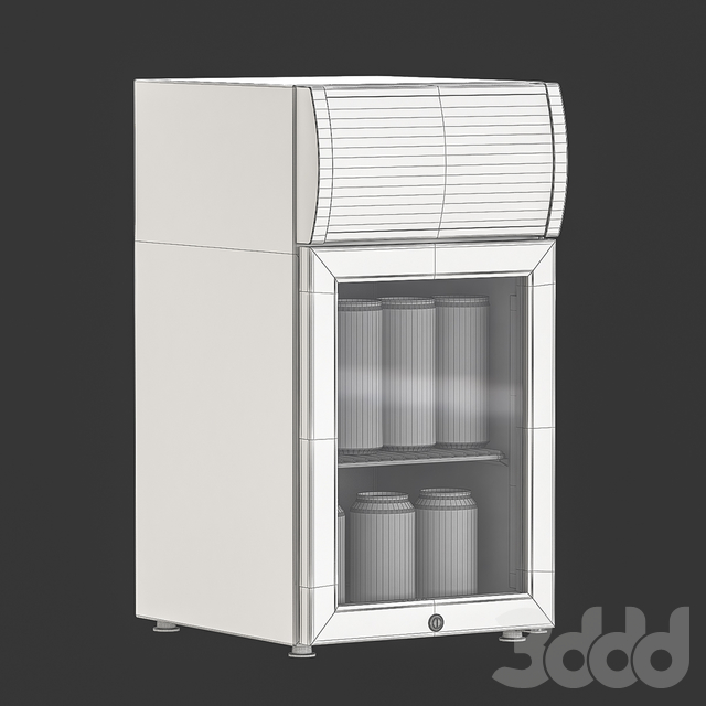 Mini refrigerator Red Bull