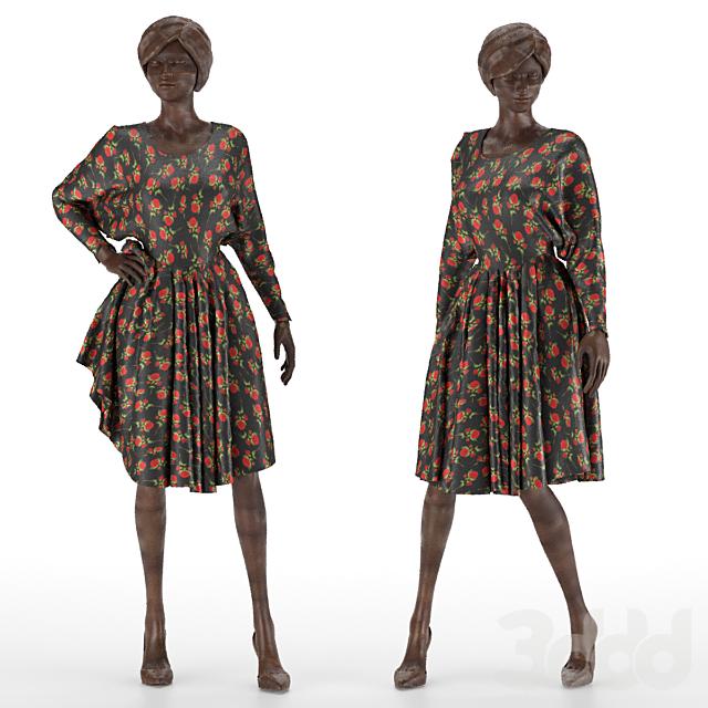 Women Dress NO.2
