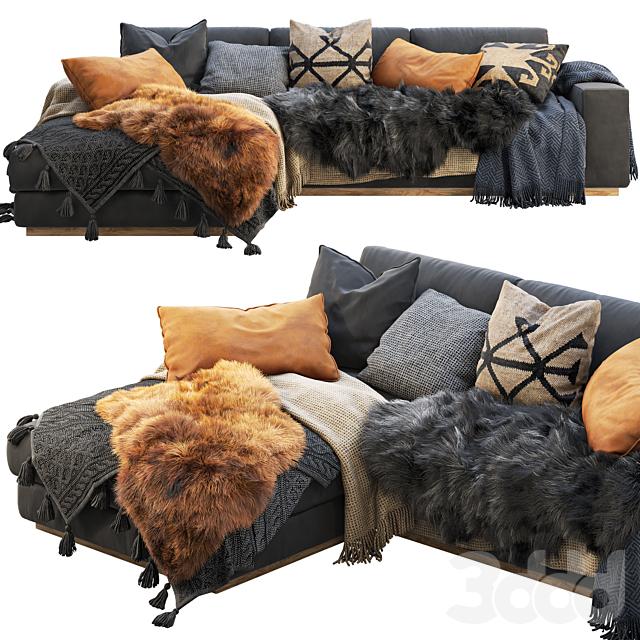 Noah Sectional Sofa