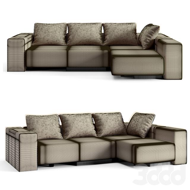 FEYDOM BonBon | Modular convertible sofa