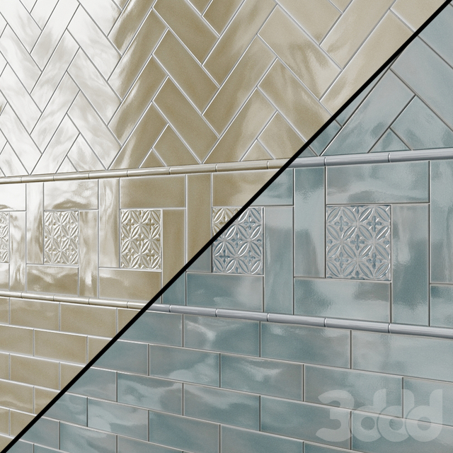 Керамическая плитка ADEX OCEAN /Адекс Оушн/