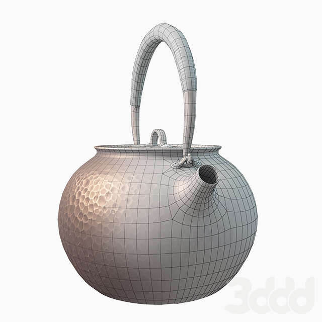 Японский чайник / Japanese kettle (L01)