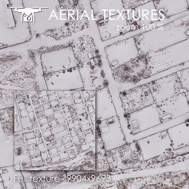 Частный сектор зимой 278