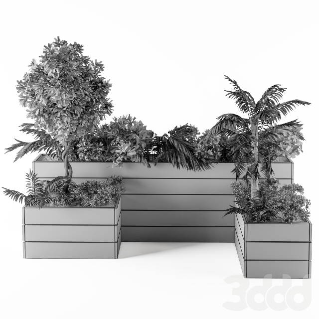Outdoor Plants-Flower Box 2