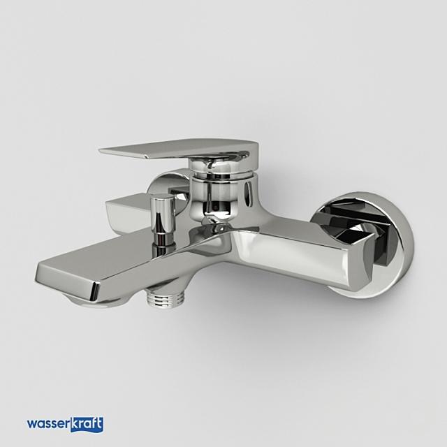 Lopau 3201 Смеситель для ванны с коротким изливом_ОМ
