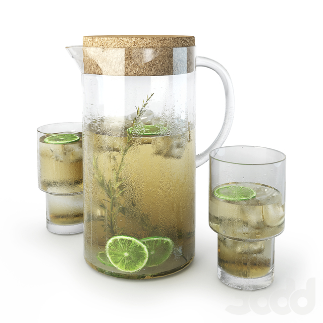 Холодный напиток