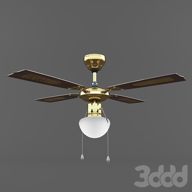Люстра-вентилятор EGLO Tiggano