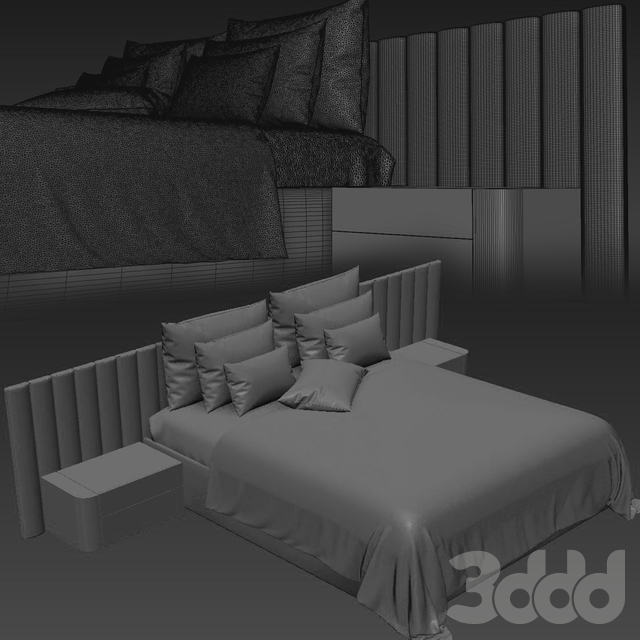 Bed003