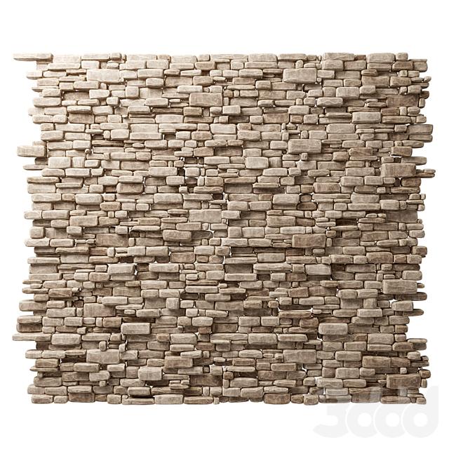 Кирпич каменный для декорации