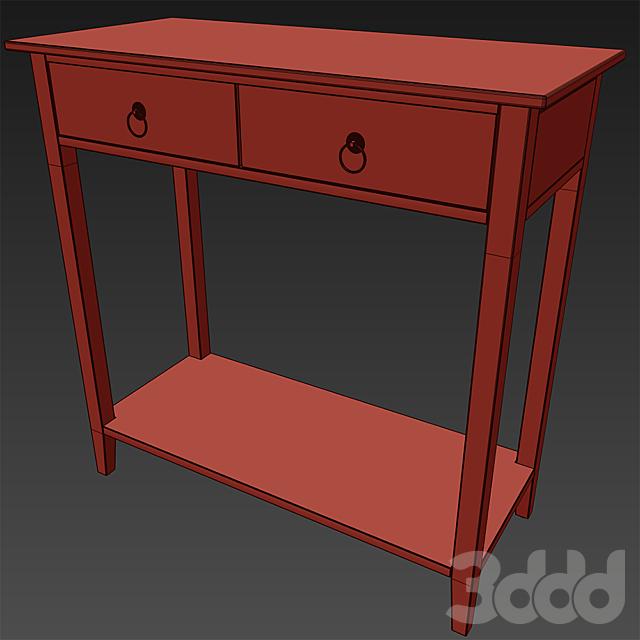 Стол Jasmine Grey Console Table от USL