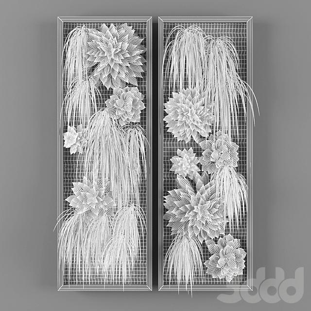 Vertical garden 035