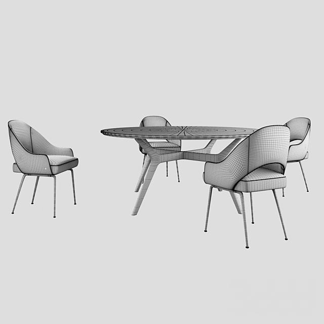 Table Zoe 170