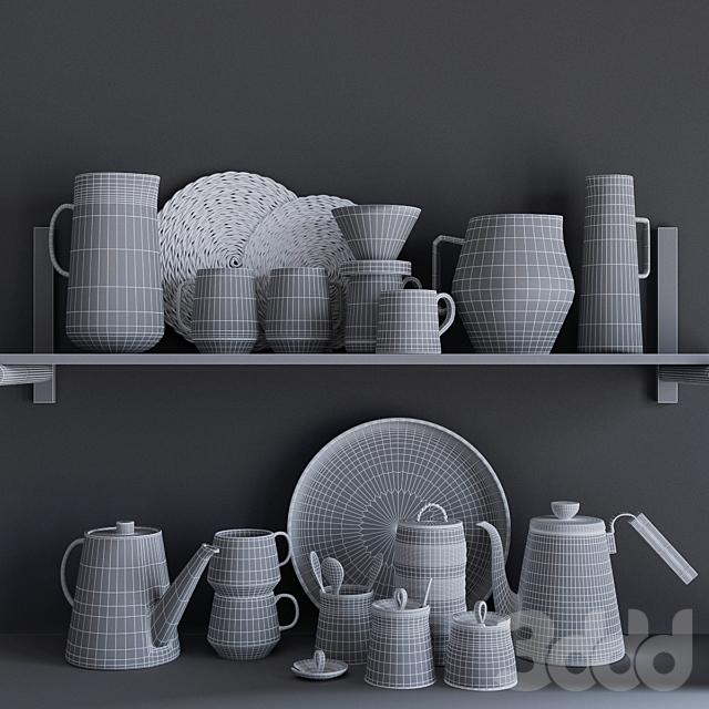 Набор посуды # 2