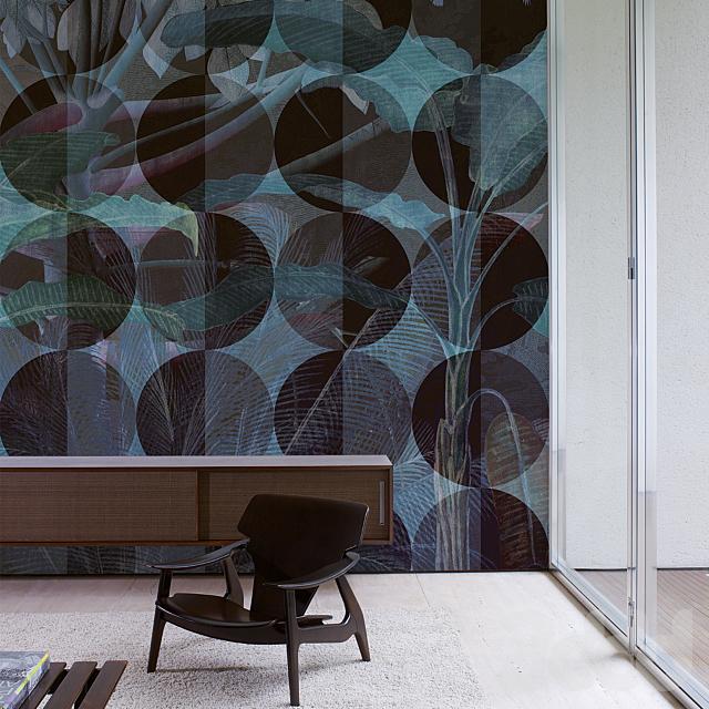 MUANCE Tropicana Spheres Series Wallpaper MU11001 - MU11002 - MU11003