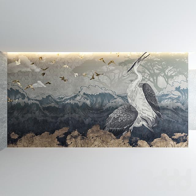 MUANCE Yanya Series Wallpaper MU11010 - MU11011 - MU11012