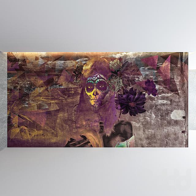 MUANCE Mexicoco Series Wallpaper MU11016 - MU11017 - MU11018