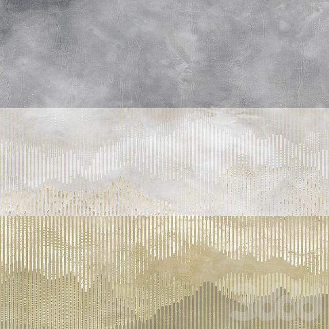 MUANCE Beyond The Line Series Wallpaper MU11019 - MU11020 - MU11021