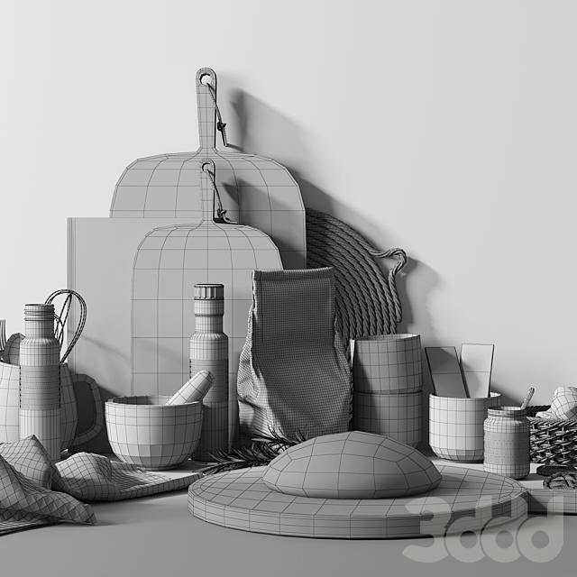 kitchen decor set 02