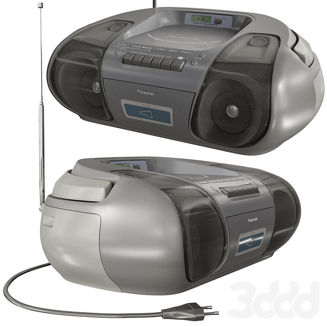 Аудиомагнитофон Panasonic RX-D26