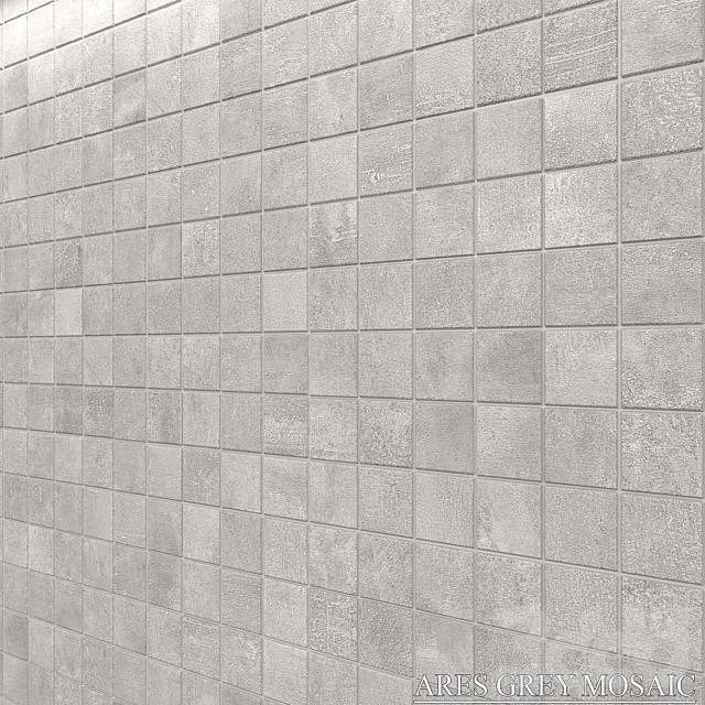 Yurtbay Seramik Ares Grey Mosaic