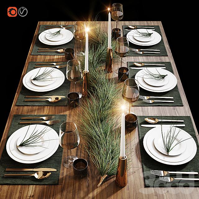 Сервировка стола / Table setting 20