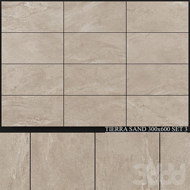 Yurtbay Seramik Tierra Sand 300x600 Set 3