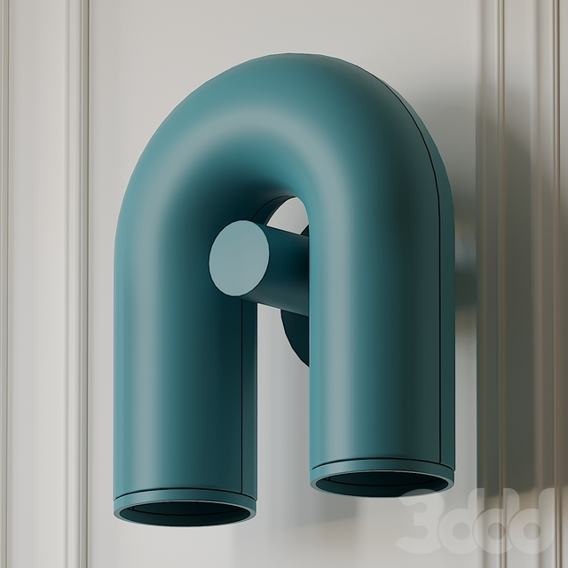 Circus Wall Sconce by Haute Living