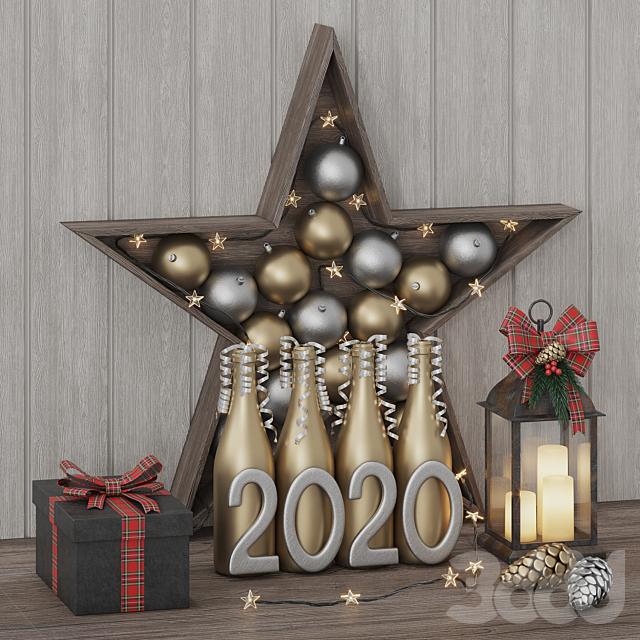 Decorative set (v1)