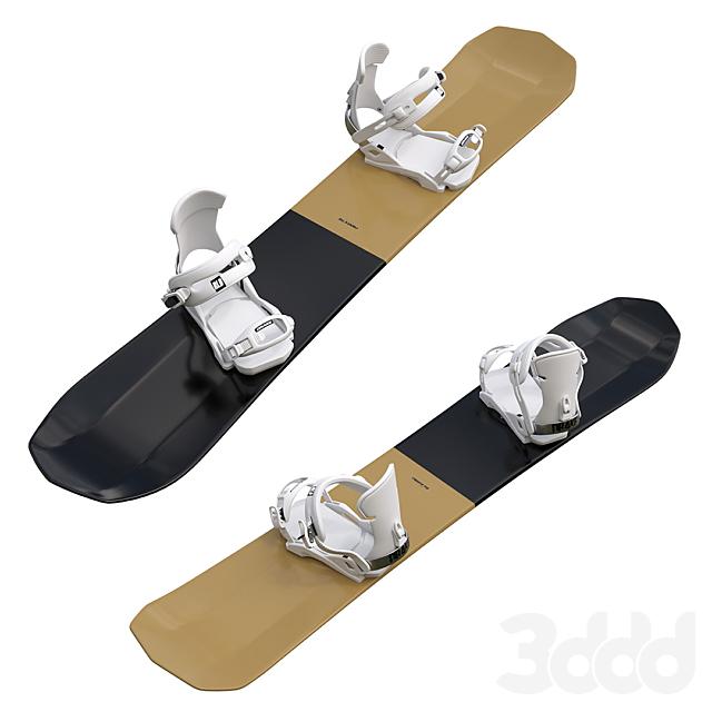 Сноуборды Bataleon