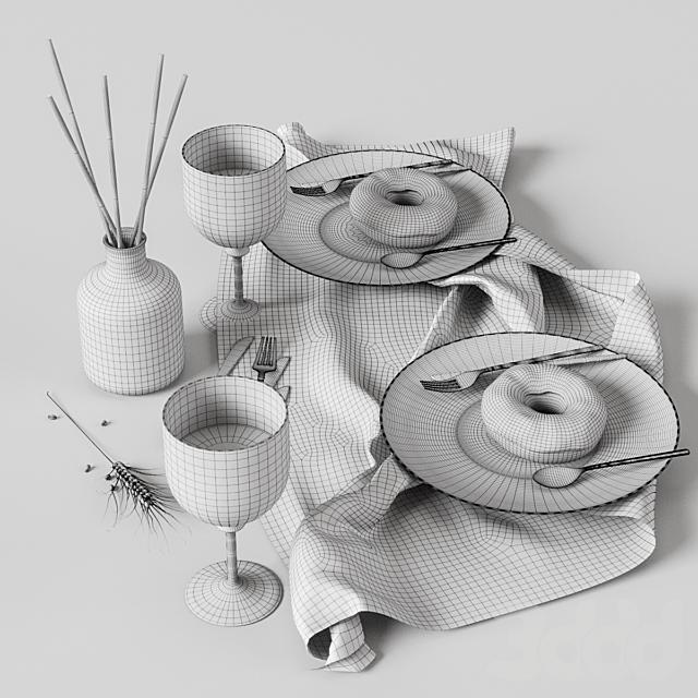 Kitchen Decorative set 054