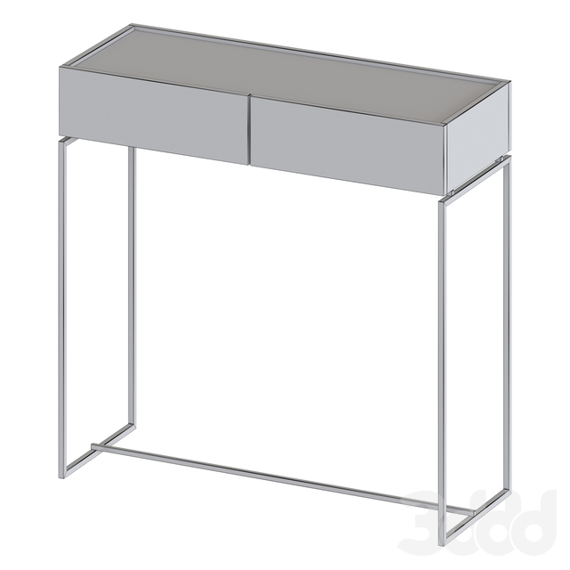 Serax Dialect - drawer console table