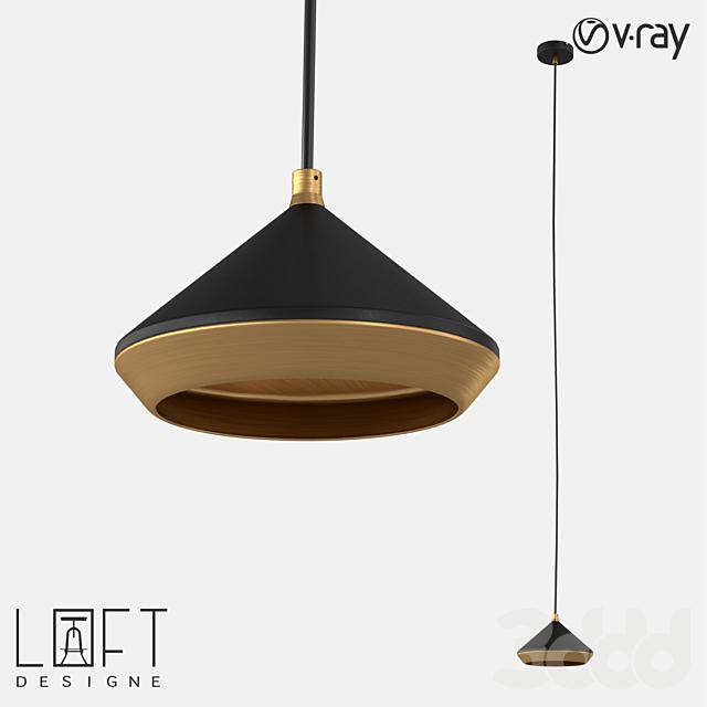 Подвесной светильник LoftDesigne 7916 model