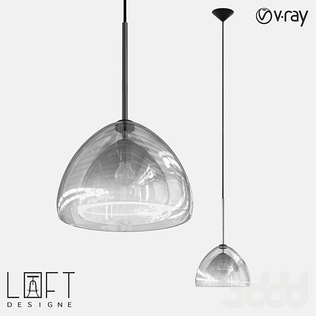 Подвесной светильник LoftDesigne 10887 model