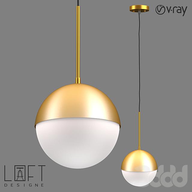 Подвесной светильник LoftDesigne 4685 model